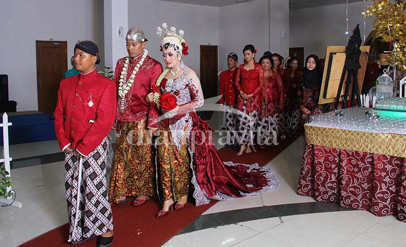 Resepsi Pernikahan Masjid Agung Jawa Tengah