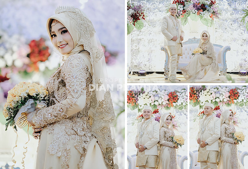 kebaya pengantin semarang