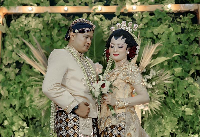Tuladha Panyandra Penganten Jawa